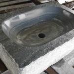 Washbasins - sinks / Πέτρινοι νιπτήρες, νεροχύτες, γούρνες