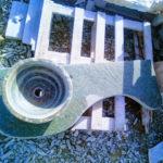 Πέτρινες κατασκευές   Κουβαράς, Τήνος